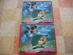kolibri 0140 Mickey onder water 16s 1
