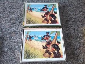 kolibri 0357 Mickey en inboorlingen 2