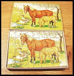 kolibri 660-1 Paarden 1