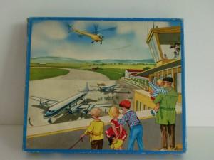 kolibri 772-1 vliegveld en bus 1