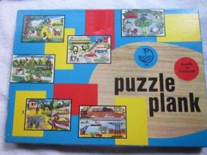 kolibri 9791 puzzelplank circus 1