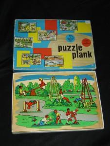 kolibri 9801 puzzelplank speeltuin 1