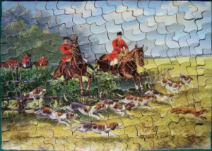 K Puzzle - Bijenkorf Puzzle - Jacht scene 2