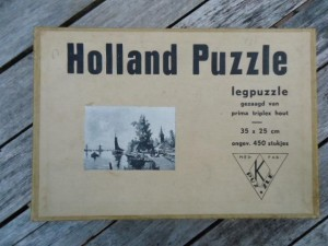 K Puzzle Holland Puzzle 1