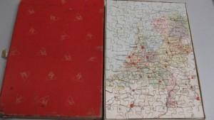 K Puzzle Nederland Rood 1
