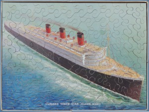 K-Puzzle Queen Mary 1