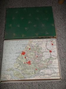 K Puzzle Zuid-Holland Groen 1