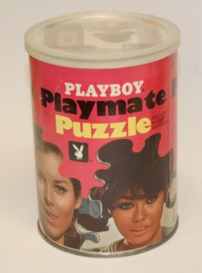 AP108 Gwen Wong Playboy Playmate Puzzle Small Can AP108 1