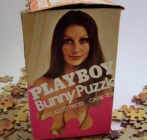 Playboy Bunny Puzzle Box - 1976 - 3