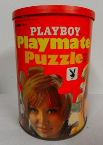 Playboy Playmate Puzzle 1320 AP103 Miss February Lorrie Menconi 4