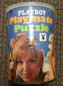 Playboy Playmate Puzzle 1320 AP104 Miss September Shay Knuth 1