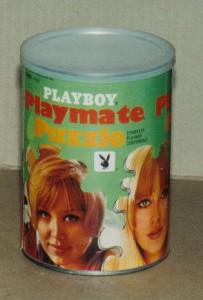 Playboy Playmate Puzzle 1320 AP105 Miss October Majken Haugedal 9