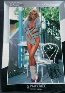 Playboy Puzzle 7128 Kim Kimberly Evenson