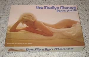 Playboy Puzzle - Marilyn Monroe AP8000 1973 1