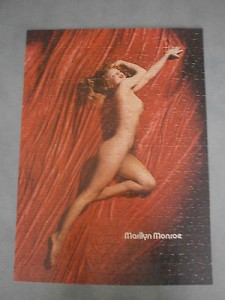 Playboy Puzzle - Marilyn Monroe - AP8010 - 1973 2