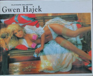 Playboy Puzzle Playmate Collection Gwen Hajek 1