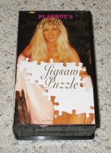 Playboy VHS Box 1 - Jenny McCarthy - 1996 - 1