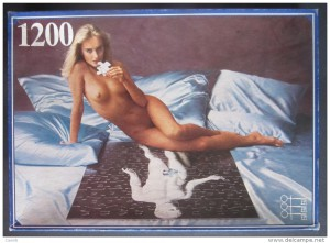 Penthouse Pet of the Year Puzzle 1200p 1