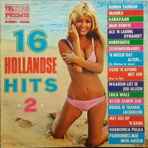 16HH02a Telstar Premie - 16 Hollandse Hits 2 TPP 7530 TL 1
