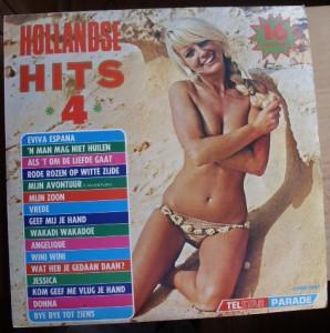 16HH04a Telstar Parade - 16 Hollandse Hits 4 - TPA 89 523 1972 1