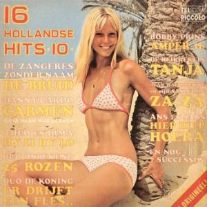 16HH10a Telstar Piccolo - 16 Hollandse Hits 10 - TP 99 005 1973 1