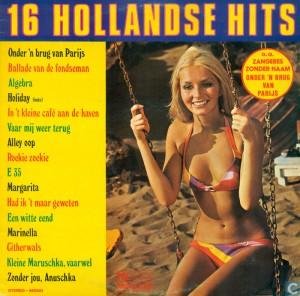 16HH12a Telstar Populair - 16 Hollandse Hits - TPO 11938 TL 1976 1
