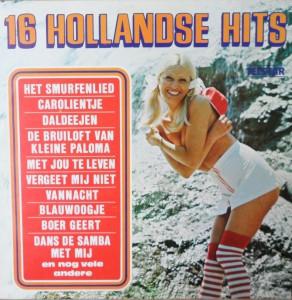 16HH13a Telstar - 16 Hollandse Hits 1977  1