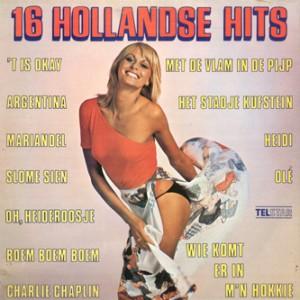 16HH14a Telstar - 16 Hollandse Hits - TPO 11977 1978 1