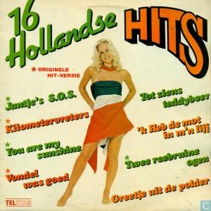 16HH15a Telstar - 16 Hollandse Hits - TAR 14928 TL 1979 1
