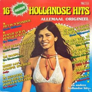 16HH17a Telstar - 16 nieuwe Hollandse Hits - TSP 1701 5 TL 1981 1