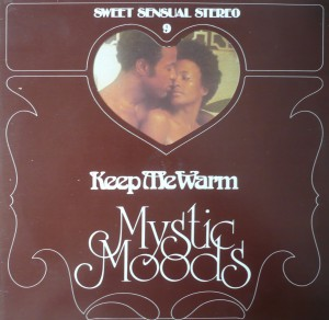 Sweet Sensual Stereo 9 - The Mystic Moods Orchestra - Keep Me Warm - OM 555 046 H 1