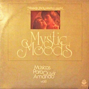 The Mystic Moods Orchestra 4 - Música Para Ouvir Amando - Moods for a stromy night - Brazil - Fermata - 304.0063 1