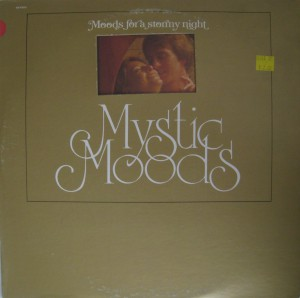 The Mystic Moods Orchestra 4 - Moods for a stromy night - US - Sound Bird Records - SBD 8504 1