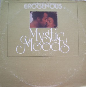 The Mystic Moods Orchestra 9 - Erogenous - US - Sound Bird Records - SBD 8509 1