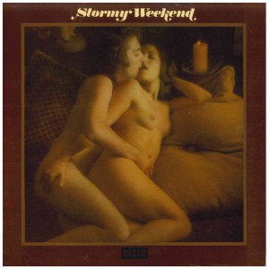 The Mystic Moods Orchestra - Stormy Weekend - D - Decca - 6 22490 AS 1