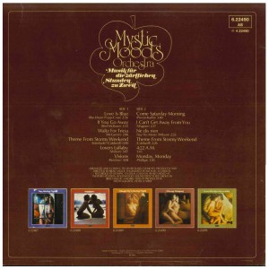 The Mystic Moods Orchestra - Stormy Weekend - D - Decca - 6 22490 AS 2