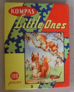 Kompas Little Ones 9 - 2 Eekhoorntjes 1
