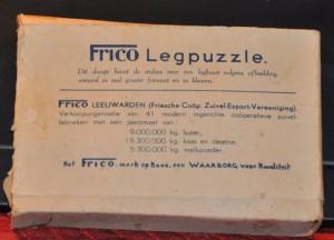 Reclame puzzle - FRICO puzzle 2