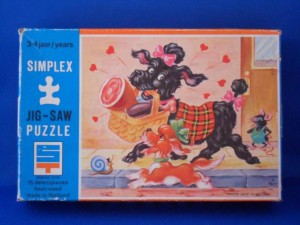 Simplex 601-E-15 - Rene Michaelis - Honden die boodschappen doen 1