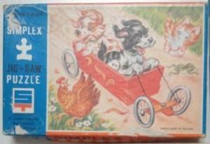 Simplex 601-E-15 - Rene Michaelis - Honden in zeepkist 1