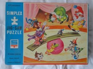 Simplex 603-E-35 - Rene Michaelis - Clowns 1