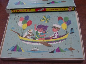 Simplex 615 E 63 - Vliegboot 2