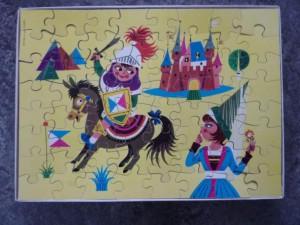 Simplex 615 E 64 - Ridder en prinses 2