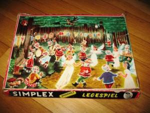 Simplex 640-D-72 - Kabouter en elfen feest 1