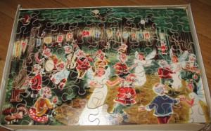 Simplex 640-D-72 - Kabouter en elfen feest 2