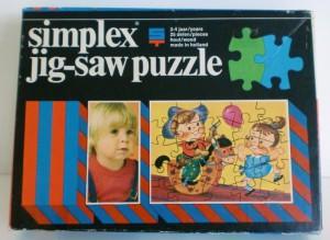 Simplex 6620 - Rene Michaelis - Cowboy op hobbelpaard 1