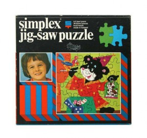 Simplex 6621 - Zwarte beer als goochelaar 1