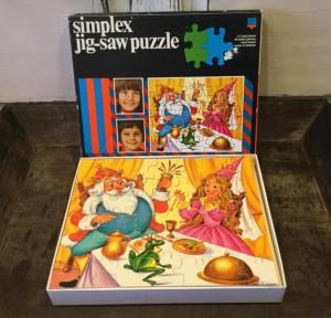 Simplex 6622 - Kikkerprins 2