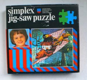 Simplex 6630 - Beertje Colargol op vlieger 1
