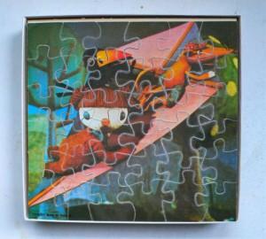 Simplex 6630 - Beertje Colargol op vlieger 2